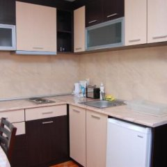 Апартаменты Elit Pamporovo Apartments Апартаменты с 2 отдельными кроватями фото 23