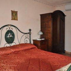 Отель Agriturismo Fonte di Maroglio Кастровиллари комната для гостей фото 2