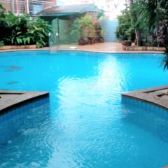 PJ Phuket Town Hotel бассейн фото 3