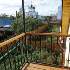 Гостиница Серебряный век балкон