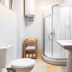 Отель Top Central 1 Сербия, Белград - отзывы, цены и фото номеров - забронировать отель Top Central 1 онлайн ванная