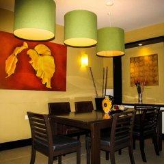 Отель Aldea Thai by Ocean Front Плая-дель-Кармен питание