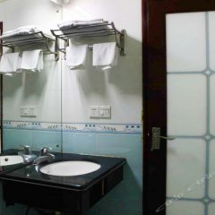 Haojing Hotel ванная
