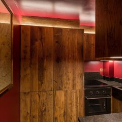 Отель Veeve Beautiful Loft on Rue Quincampoix Париж в номере фото 2