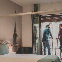 Hotel Curious балкон
