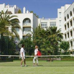Отель Melia Marbella Banus спортивное сооружение