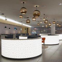 Отель Radisson Blu Manchester Airport Манчестер интерьер отеля