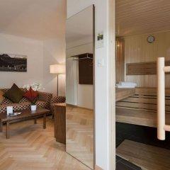 Отель Waldhotel Davos Швейцария, Давос - отзывы, цены и фото номеров - забронировать отель Waldhotel Davos онлайн сауна