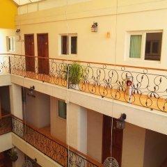 Отель Alcazar Гвадалахара балкон