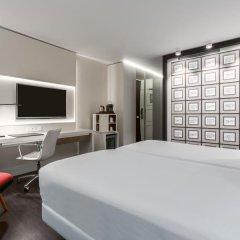 Отель NH Collection Amsterdam Barbizon Palace 5* Номер категории Премиум с различными типами кроватей фото 2