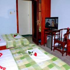Queen 3 Hotel Нячанг комната для гостей фото 5
