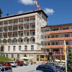 Отель National Швейцария, Давос - отзывы, цены и фото номеров - забронировать отель National онлайн парковка
