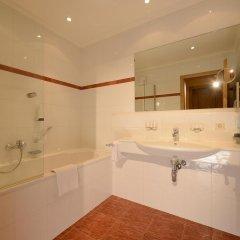 Отель Gasthof Neue Post Хохгургль ванная