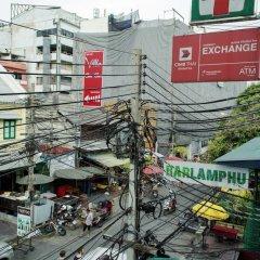 Отель Sleep Withinn Таиланд, Бангкок - отзывы, цены и фото номеров - забронировать отель Sleep Withinn онлайн