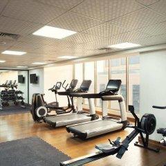 Отель Occidential Dubai Production City фитнесс-зал фото 3