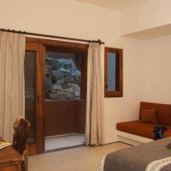 Отель Solana Boutique Bed & Breakfast Мексика, Сиуатанехо - отзывы, цены и фото номеров - забронировать отель Solana Boutique Bed & Breakfast онлайн комната для гостей фото 2