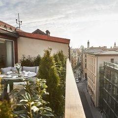 Hotel Vier Jahreszeiten Kempinski München балкон