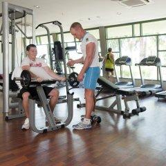Отель Vonresort Elite фитнесс-зал фото 3