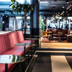 Отель Scandic Falkoner гостиничный бар