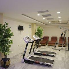 Buyuk Velic Hotel Турция, Газиантеп - отзывы, цены и фото номеров - забронировать отель Buyuk Velic Hotel онлайн фитнесс-зал