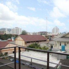Sri Boutique Hotel балкон фото 2