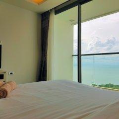 Отель The Peak 1BR-1708 by Pattaya Holiday Паттайя балкон