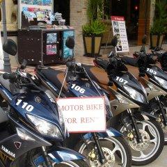 Отель SM Resort Phuket Пхукет спортивное сооружение