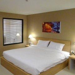 Отель T5 Suites Паттайя комната для гостей фото 3