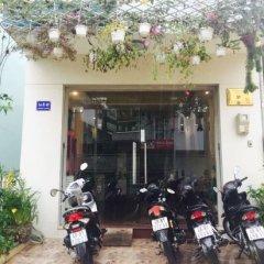 Отель Green Dalat Далат парковка