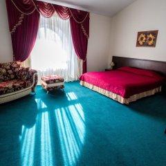 Гостиница Марафон в Липецке 2 отзыва об отеле, цены и фото номеров - забронировать гостиницу Марафон онлайн Липецк комната для гостей фото 3
