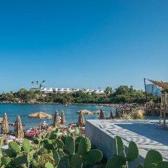 Отель Princess Flora Родос пляж