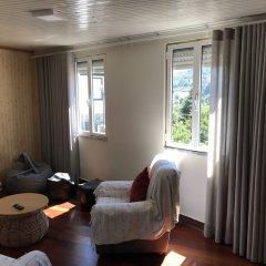 Отель Casas Do Castelo De Lamego комната для гостей фото 2