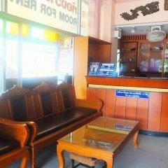 Отель Saithong Place На Чом Тхиан гостиничный бар