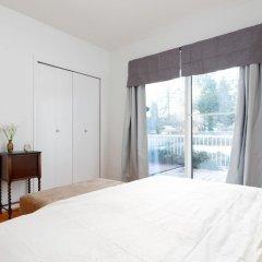Отель Location! Classic House in Heart of Vancouver Канада, Ванкувер - отзывы, цены и фото номеров - забронировать отель Location! Classic House in Heart of Vancouver онлайн комната для гостей фото 3