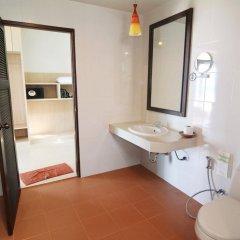 Отель Golden Bay Cottage ванная