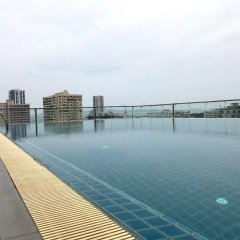 Отель The Winner Condominium Pattaya by Met бассейн фото 2