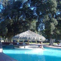 Hotel Hacienda Santa Veronica бассейн фото 2
