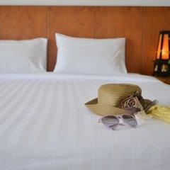 Отель Tri Trang Beach Resort by Diva Management 4* Улучшенный номер разные типы кроватей фото 4