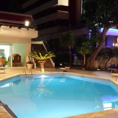 Grand Hotel Adriatico бассейн