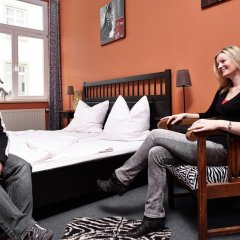 Отель LaLeLu Hostel Германия, Дрезден - 1 отзыв об отеле, цены и фото номеров - забронировать отель LaLeLu Hostel онлайн спа фото 2