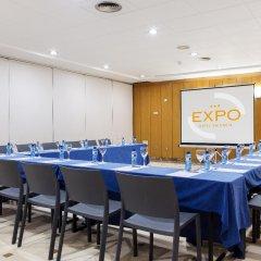 Отель Expo Hotel Испания, Валенсия - 4 отзыва об отеле, цены и фото номеров - забронировать отель Expo Hotel онлайн помещение для мероприятий фото 2