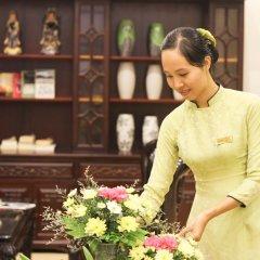 Отель Phu Thinh Boutique Resort And Spa Хойан спа
