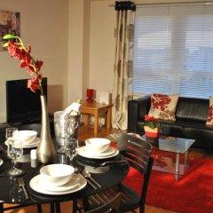 Отель Dreamhouse Apartments Edinburgh City Centre Великобритания, Эдинбург - отзывы, цены и фото номеров - забронировать отель Dreamhouse Apartments Edinburgh City Centre онлайн интерьер отеля