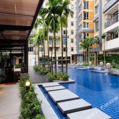 Отель Locals Bangkok Siamese Nang Linchee Таиланд, Бангкок - отзывы, цены и фото номеров - забронировать отель Locals Bangkok Siamese Nang Linchee онлайн фото 8