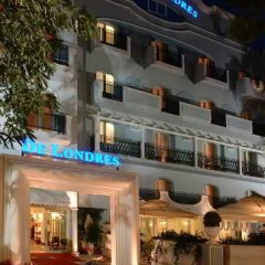 Hotel De Londres вид на фасад фото 2