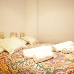 Отель Flateli Aribau Барселона комната для гостей фото 5