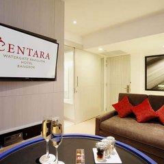 Отель Centara Watergate Pavillion Hotel Bangkok Таиланд, Бангкок - 4 отзыва об отеле, цены и фото номеров - забронировать отель Centara Watergate Pavillion Hotel Bangkok онлайн комната для гостей фото 4