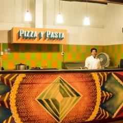 Отель Hostel Che Мексика, Плая-дель-Кармен - отзывы, цены и фото номеров - забронировать отель Hostel Che онлайн интерьер отеля фото 2
