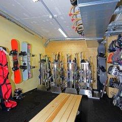 Отель Simi Швейцария, Церматт - отзывы, цены и фото номеров - забронировать отель Simi онлайн спортивное сооружение