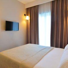 Отель Sandy Beach Resort Албания, Голем - отзывы, цены и фото номеров - забронировать отель Sandy Beach Resort онлайн комната для гостей фото 5
